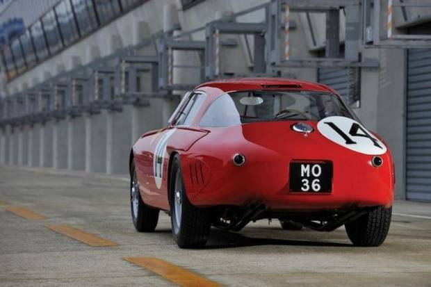 1953 Model Ferrari rekor fiyata satıldı! - Page 2