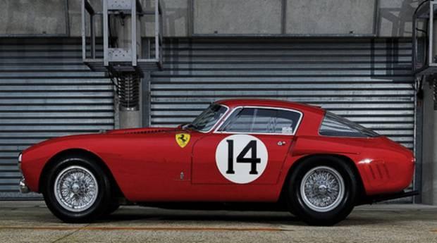 1953 Model Ferrari rekor fiyata satıldı! - Page 4