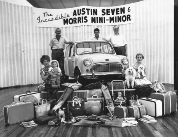 1959'dan bu yana fotoğraflarla Mini Cooper! - Page 1