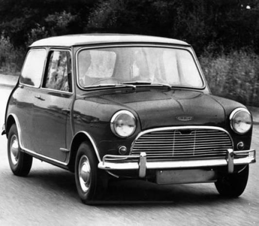 1959'dan bu yana fotoğraflarla Mini Cooper! - Page 3