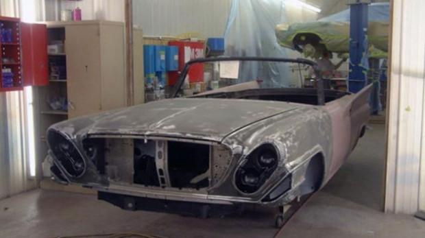 1961 Chrysler 300G'nin yeniden doğuşu - Page 3