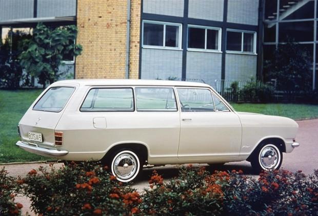 1963'ten günümüze Opel'in geçmişi - Page 1