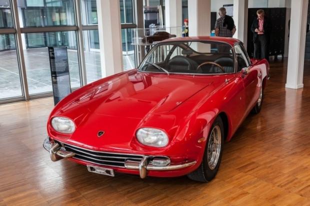 1964'ten günümüze Lamborghini modelleri - Page 1