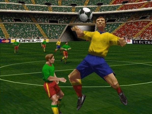 1993'ten, 2015'e 21 resimle hayatımızın değişmez eğlencesi FIFA, nereden nereye! - Page 3