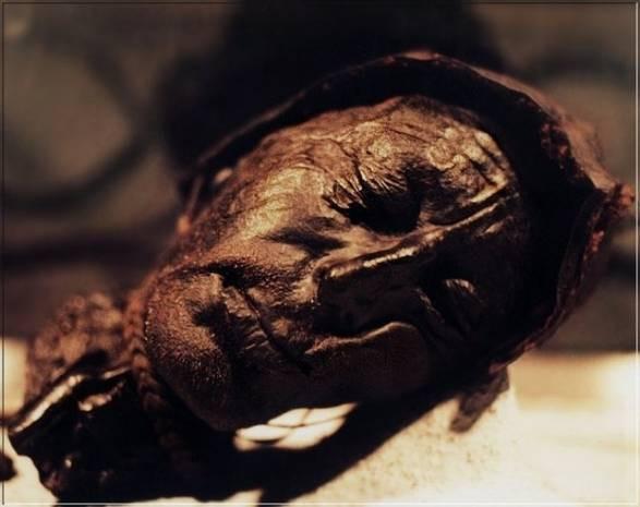 2 bin 400 yaşındaki cesedin son yedikleri bile midesinde! - Page 3