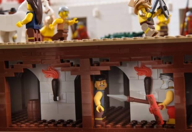 200 bin parça legonun muhteşem şovu! - Page 2