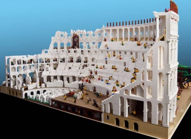 200 bin parça legonun muhteşem şovu! - Page 3