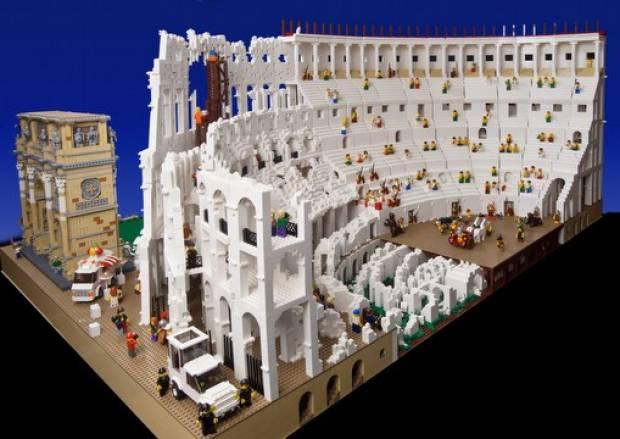 200 bin parça legonun muhteşem şovu! - Page 4