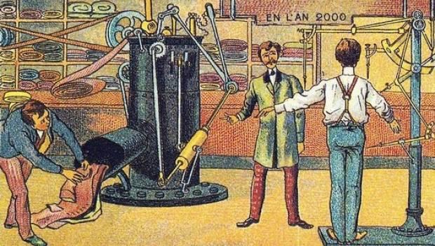 2000'ler,1899'da böyle hayal ediliyordu ! - Page 2