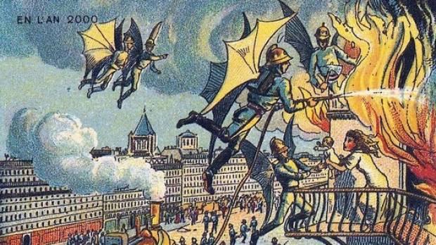 2000'ler,1899'da böyle hayal ediliyordu ! - Page 3