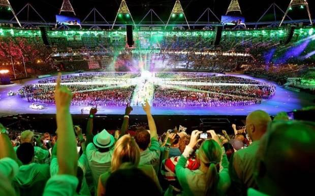 2012 Londra Olimpiyatları işte böyle sona erdi! - Page 3