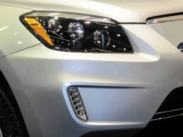 2012 Toyota RAV4 EV Prototype - Page 1