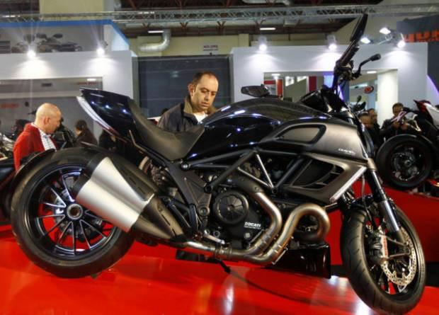 2013 Eurasia Moto Bike Expo'dan ilk görüntüler - Page 2