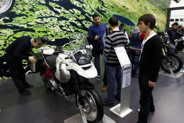2013 Eurasia Moto Bike Expo'dan ilk görüntüler - Page 4
