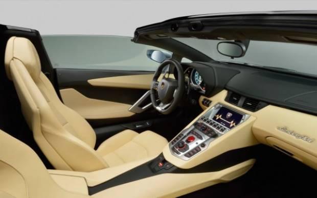 2013 Lamborghini Aventador LP700-4 Roadster resimleri - Page 1