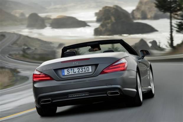 2013 Mercedes-Benz SL550 ROADSTER (Galeri) - Page 1