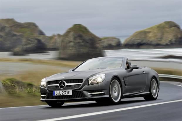 2013 Mercedes-Benz SL550 ROADSTER (Galeri) - Page 2