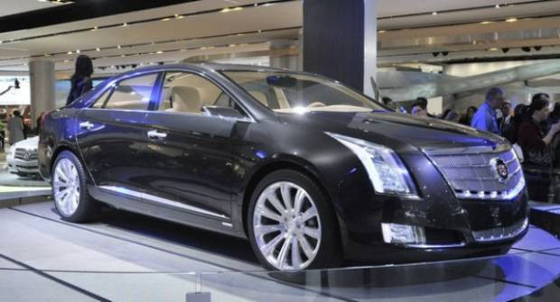2013 model Cadillac XTS! - Page 2