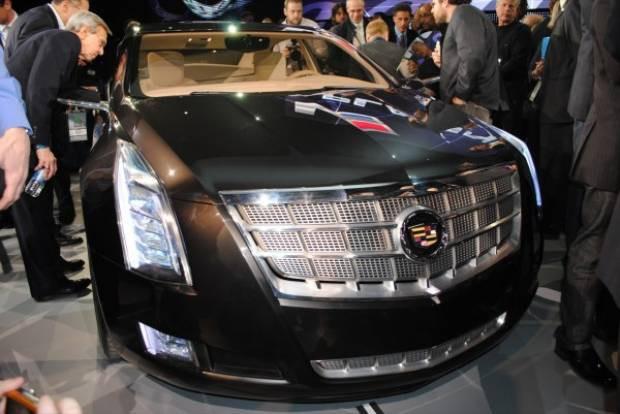 2013 model Cadillac XTS! - Page 4