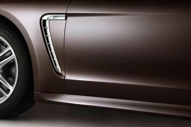 2013 Porsche Panamera Platinum Edition tanıtıldı - Page 3