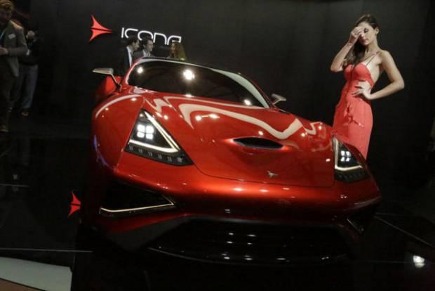 2013'ün en çılgın otomobilleri Şangay Oto şovda! - Page 2