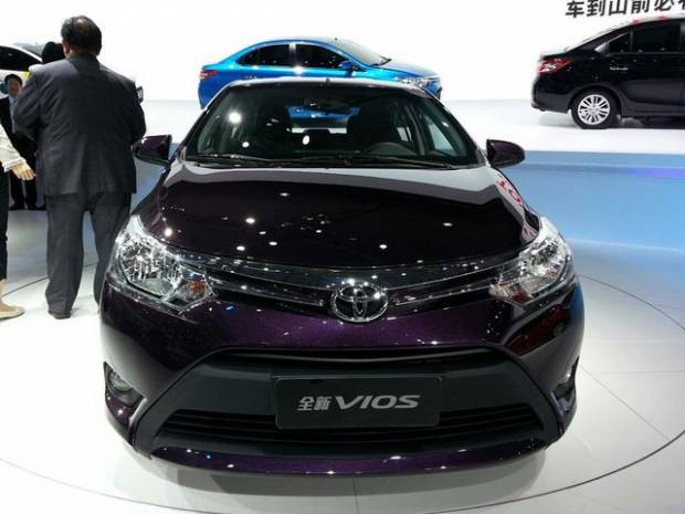 2013'ün en çılgın otomobilleri Şangay Oto şovda! - Page 3