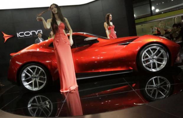 2013'ün en çılgın otomobilleri Şangay Oto şovda! - Page 4