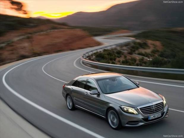 2014 Mercedes Benz S serisi - Page 2