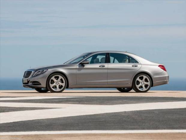 2014 Mercedes Benz S serisi - Page 3