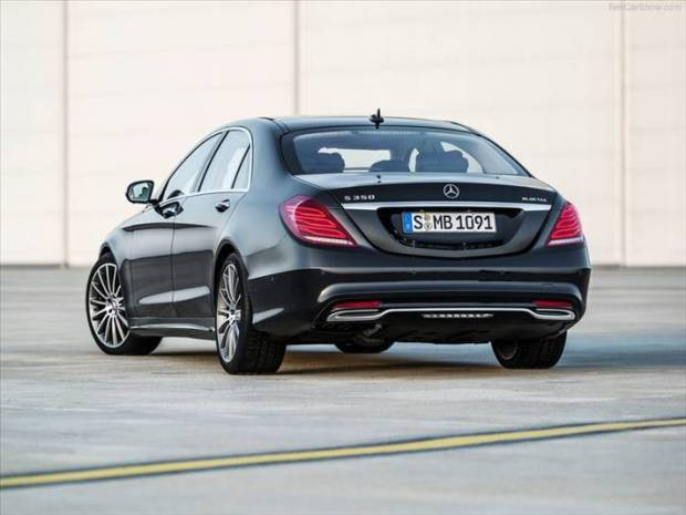 2014 Mercedes Benz S serisi - Page 4