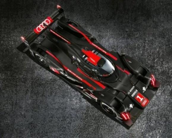 2014 model Audi R18 pistleri duman edecek! - Page 3