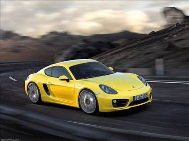 2014 model Porsche Cayman sizlerle ! - Page 1