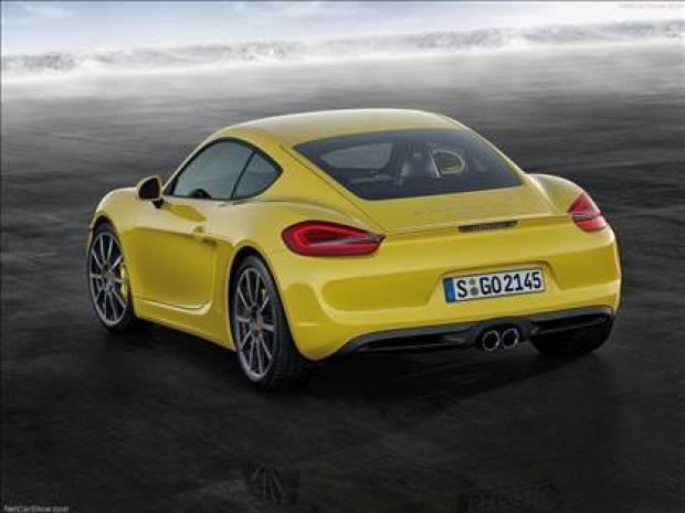 2014 model Porsche Cayman sizlerle ! - Page 4