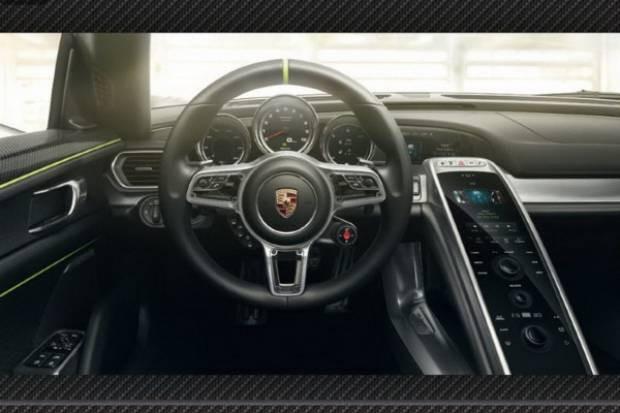 2014 Porsche 918 Spyder internete sızdı - Page 4
