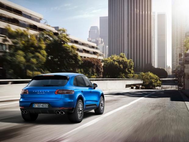 2014 Porsche Macan geliyor! - Page 2