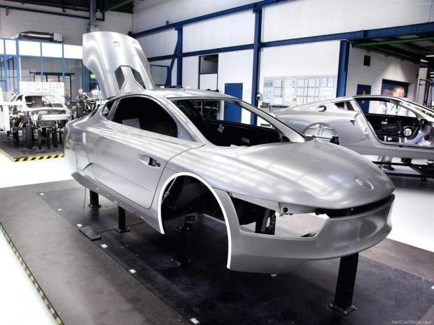 2014 Volkswagen XL1 hayaldi gerçek oldu - Page 4