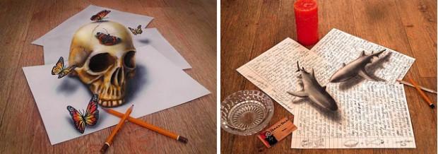 2014 yılının en akıl almaz 12 sanatsal illüzyonu - Page 2