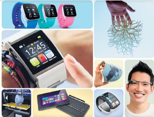 Teknoloji hiç durmadan ilerliyor çıkan yeni ürünler