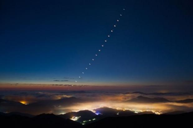 2014'ün en iyi astronomi fotoğrafları - Page 3