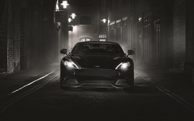 2015 Aston Martin Vanquish Gets Carbon - Page 4