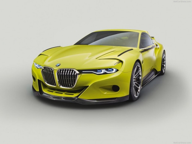 2015 BMW 3.0 CSL Hommage Concept - Page 1