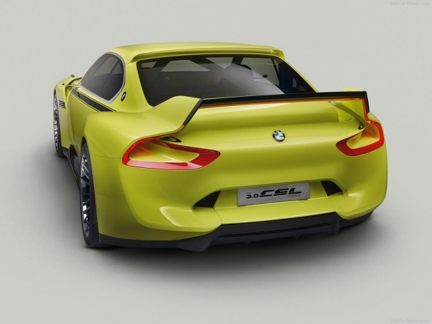 2015 BMW 3.0 CSL Hommage Concept - Page 2