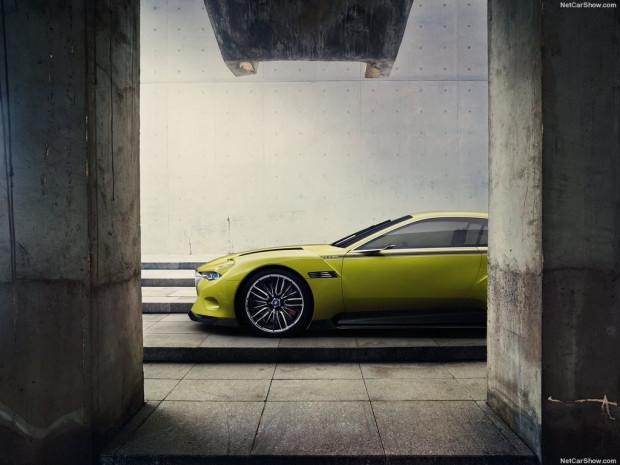 2015 BMW 3.0 CSL Hommage Concept - Page 3