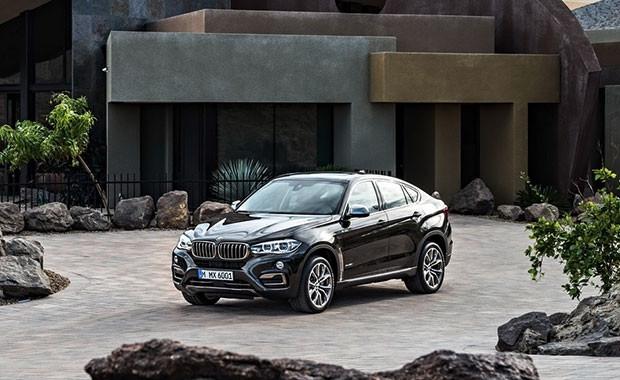 2015 BMW X6′nın özgün stili yine ortada! - Page 1