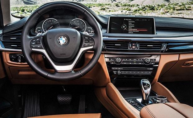 2015 BMW X6′nın özgün stili yine ortada! - Page 2