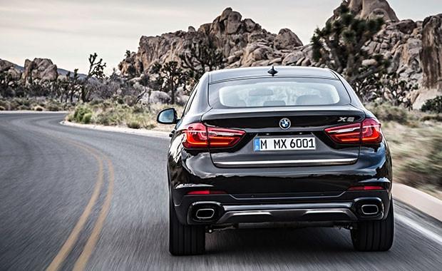 2015 BMW X6′nın özgün stili yine ortada! - Page 4