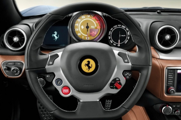 2015 Ferrari California T yine hayran bıraktı! - Page 2