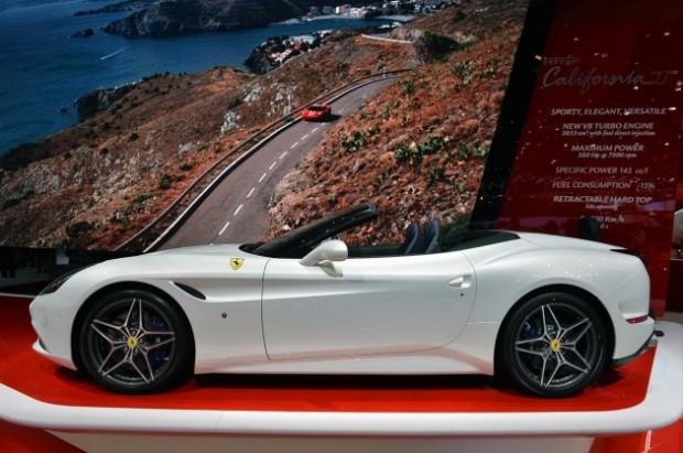 2015 Ferrari California T yine hayran bıraktı! - Page 4