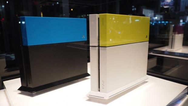 2015 için PS4 renklendi işte seçenekler - Page 1