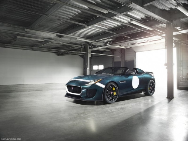 2015 Jaguar F-Type Projesi - Page 1